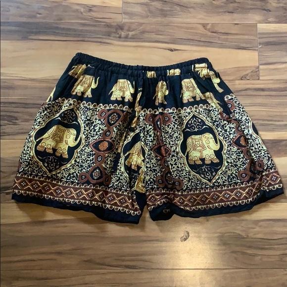 The Elephant Pants Pants - The Elephant Pants shorts